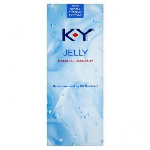Ky Jelly Gel Lubrificante Íntimo 75 ml