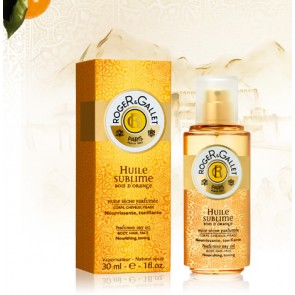 Roger & Gallet Bois D'Orange Óleo Corporal 100 ml