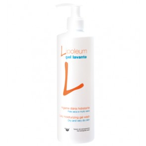 Lipoleum Oficinal Gel Lavante 400 ml