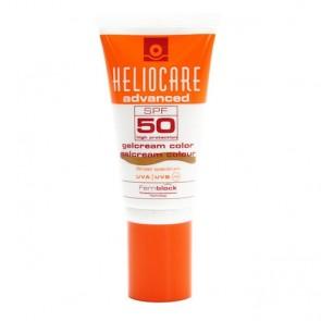 Heliocare Gel-Creme Com Cor FPS 50+ 50 ml