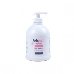 Letifem Woman Gel Íntimo 500 ml
