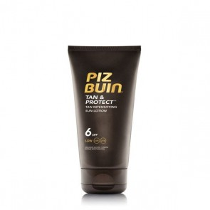 Piz Buin Tan & Protect Loção FPS 6 150 ml