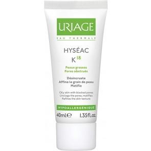 Uriage Hyseac Emulsão K 18 40 ml