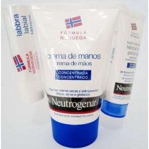 Neutrogena Creme Mãos Concentrado + Stick Labial