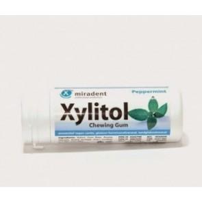 Xylitol Pastilhas Elásticas Menta X30