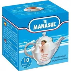 Manasul Carteiras Chá x 10
