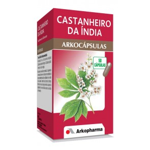 Arkocápsulas Castanheiro da India Cápsulas x 50