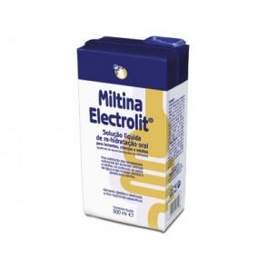 Miltina Elctrolitic Solução Oral 500 ml