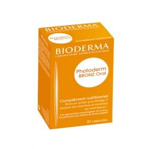 Photoderm Bioderma Bronz Cápsulas x 30