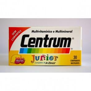 Centrum Júnior Comprimidos Mastigáveis x 30