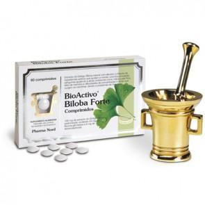 Bioactivo Biloba Forte Comprimidos 100 mg x 60