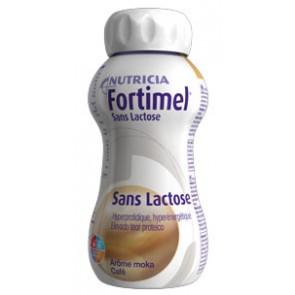 Fortimel Sem Lactose Solução Café 200 ml x 4