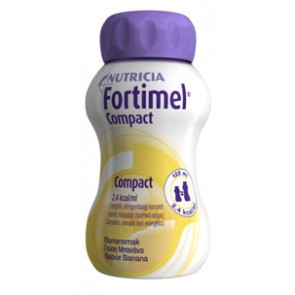 Fortimel Compact Baunilha 125 ml  x 4