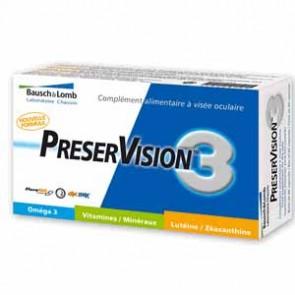 Preservision 3 Cápsulas x 180