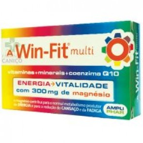 Win Fit Multi Comprimidos x 30