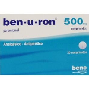 Bem-U-Ron Comprimidos 500 mg x 20