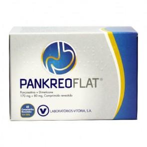Pankreoflat Comprimidos Revestidos 80/172 mg x 60