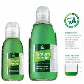 Tantum Verde Solução Bucal 1,5 mg/ml x 240 ml