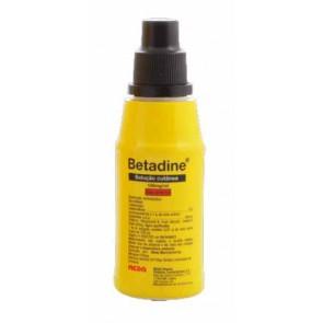 Betadine Solução Cutânea 100mg/ml x 125 ml