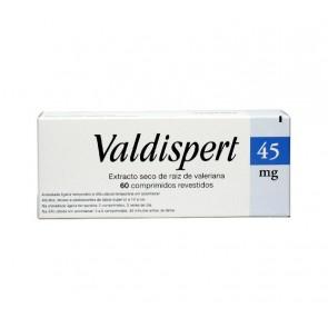 Valdispert Comprimidos Revestidos 45  mg x 60
