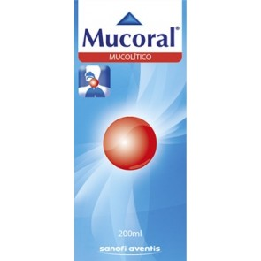 Mucoral Xarope 50 mg/ml x 200 ml