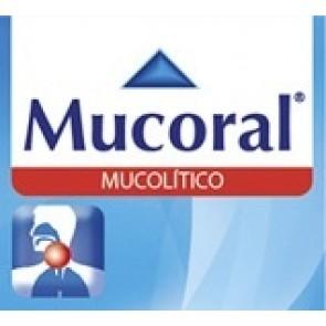 Mucoral Cápsulas 400 mg x 20