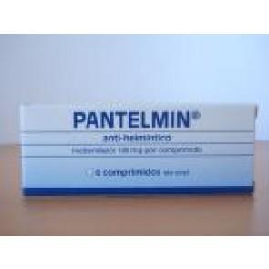 Pantelmin Comprimidos 100 mg x 6