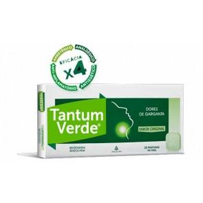 Tantum Verde Pastilhas 3/2,5 mg x 20