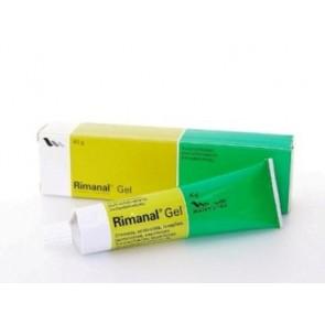 Rimanal Gel 10/20 mg/g x 40 g