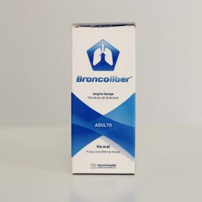 Broncoliber Xarope Adultos 30 mg/5 ml x 200 ml