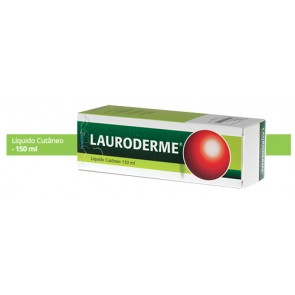 Lauroderme Liquido Cutâneo x 150 ml