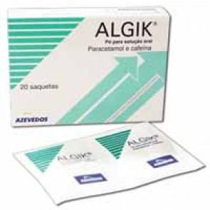 Algik Pó Solução Oral 500/20 mg x 20 Saquetas
