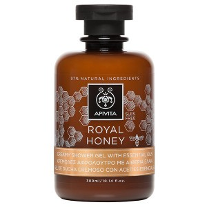 Apivita Gel de Banho Royal Honey 300 ml