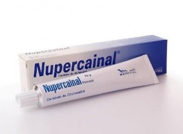 Nupercainal Pomada Rectal 10 mg/g x 20 g