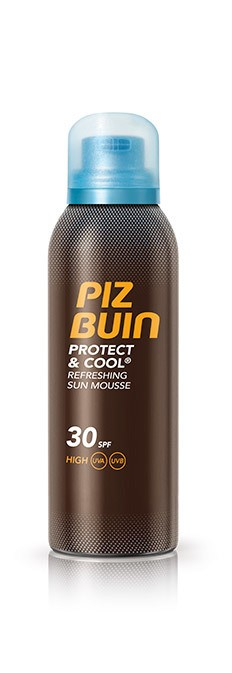 Piz Buin Protect Cool Mousse FPS 30 150ml