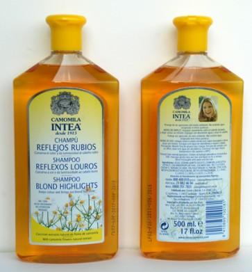 Intea Camomila Champô Adulto 250 ml