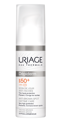 Uriage Depiderm Creme Manchas FPS50+ 30ml