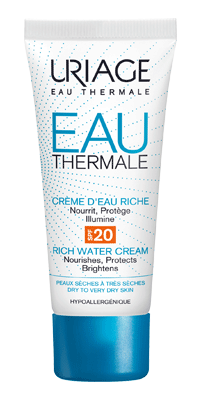 Uriage Eau Thermale Creme Rico FPS20 40ml