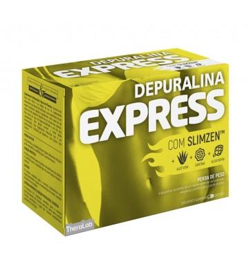 Depuralina Express Cápsulas x 60