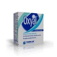 Oxyal Solução Oftálmica Monodoses 0,35 ml x 20