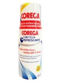 Corega Espuma de Limpeza de Próteses 125 ml