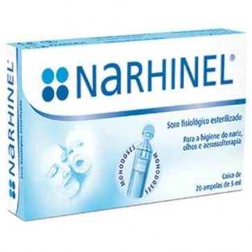 Narhinel Soro Fisiológico x 20