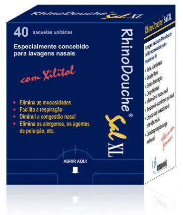 Rhinodouche Saquetas Lavagem Nasal 5 g x 40