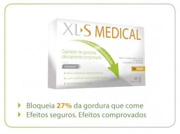 XLS Medical Comprimidos Captador de Gorduras x 60