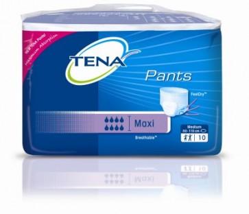 Tena Pants Maxi Cueca M x 10