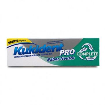 Kukident Pro Creme Neutro Próteses 47 g