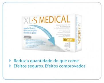 XLS Medical Comprimidos Redutor de Apetite x 60