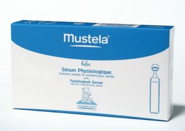 Mustela Bebé Soro Fisiológico 5 ml x 40