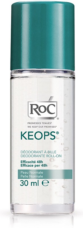 Roc Keops Deo Roll On 30 ml