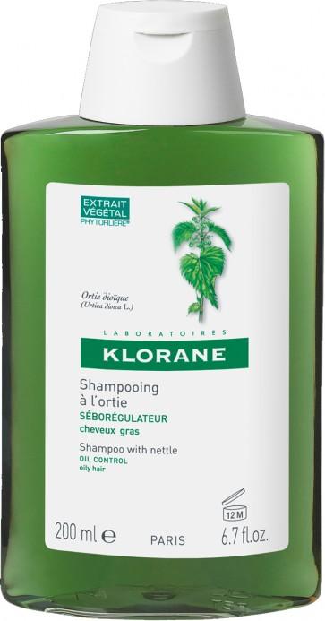 Klorane Champô Ortiga Branca 200 ml